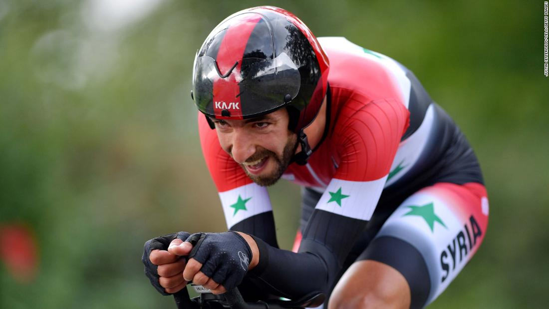 Damascus to Tokyo 2020: Syrian refugees' remarkable journeys to the Olympic Games