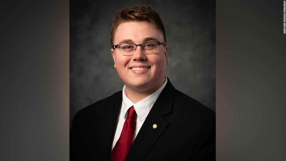 West Virginia GOP state lawmaker comes out as gay