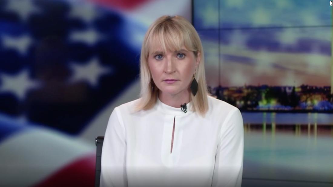 Trump's new chief spokeswoman, Liz Harrington, has been a serial promoter of election lies