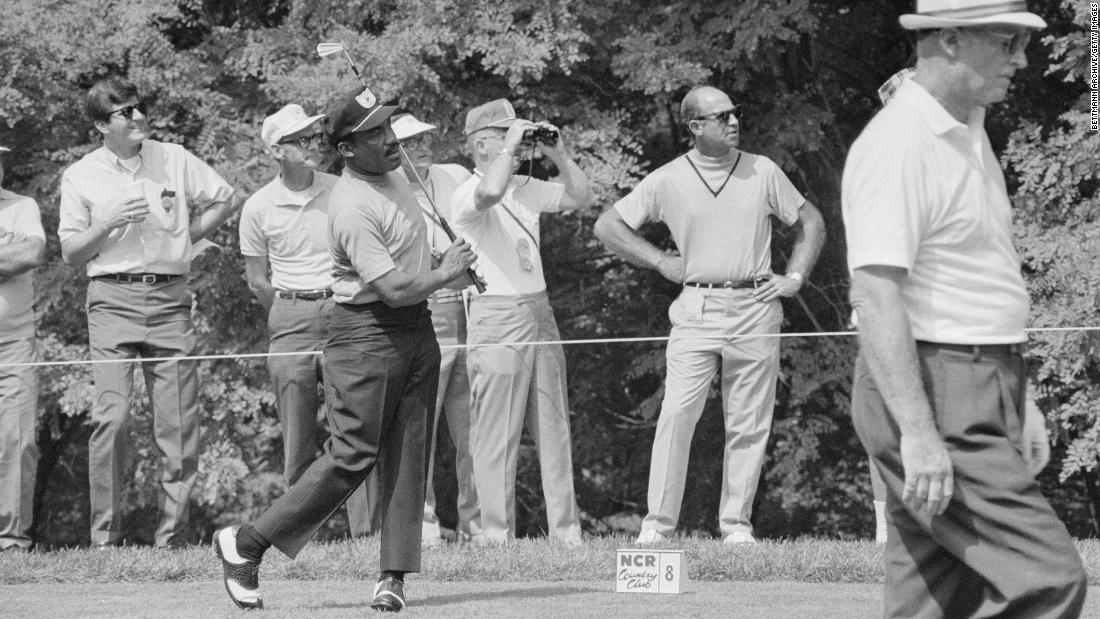 How Charlie Sifford, Golf's First Black Professional Player, Paved the Way for Tiger Woods and Other Black Golfers