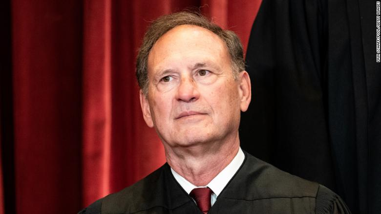 Justice Samuel Alito says Supreme Court is not a 'dangerous cabal'