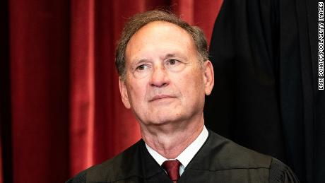 Justice Samuel Alito swung for the fences on religious liberty and came up short, but isn't done yet