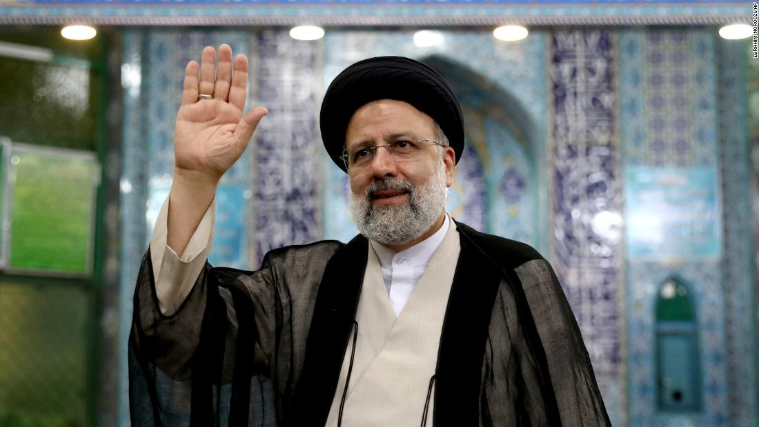 Ebrahim Raisi, ultra-conservative judiciary chief, set to be Iran's next president