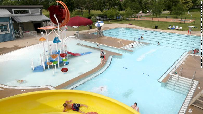 What to do to stay safe around water this summer at the pool or beach