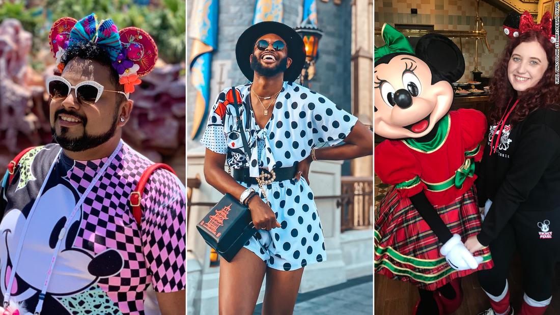 For many LGBTQ fans, Disney's magic never fades