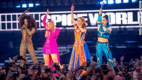 Mel C says the Spice Girls