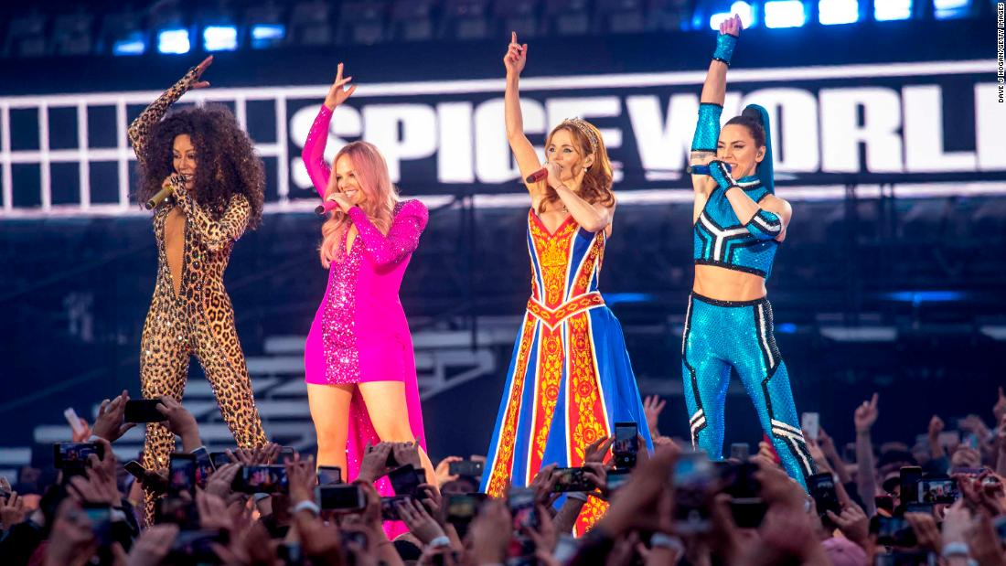 Mel C says Spice Girls 'would be fools' not to tour again