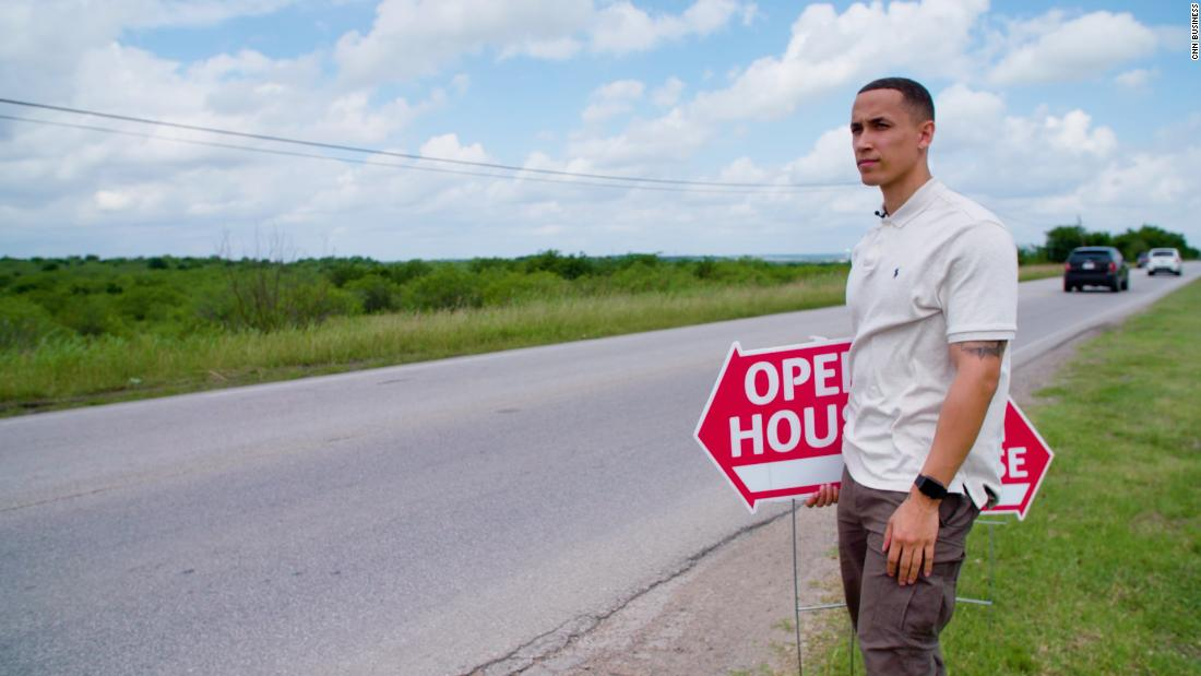 There are more Realtors than homes for sale. Follow one trying to close his first deal