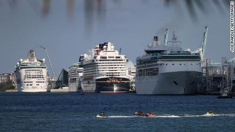 Il giudice decide che la Florida sarà colpita dal divieto di navigazione per la maggior parte delle navi da crociera da parte del CDC