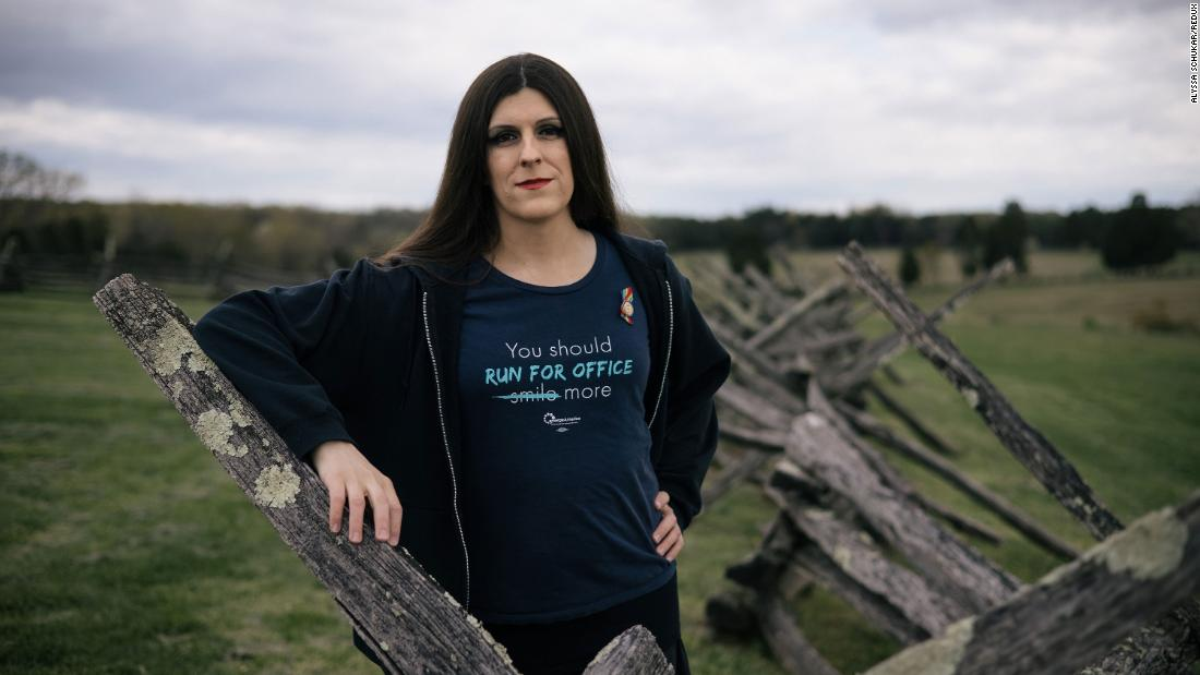 Danica Roem's message to LGBTQ youth: 'You have to care' about politics