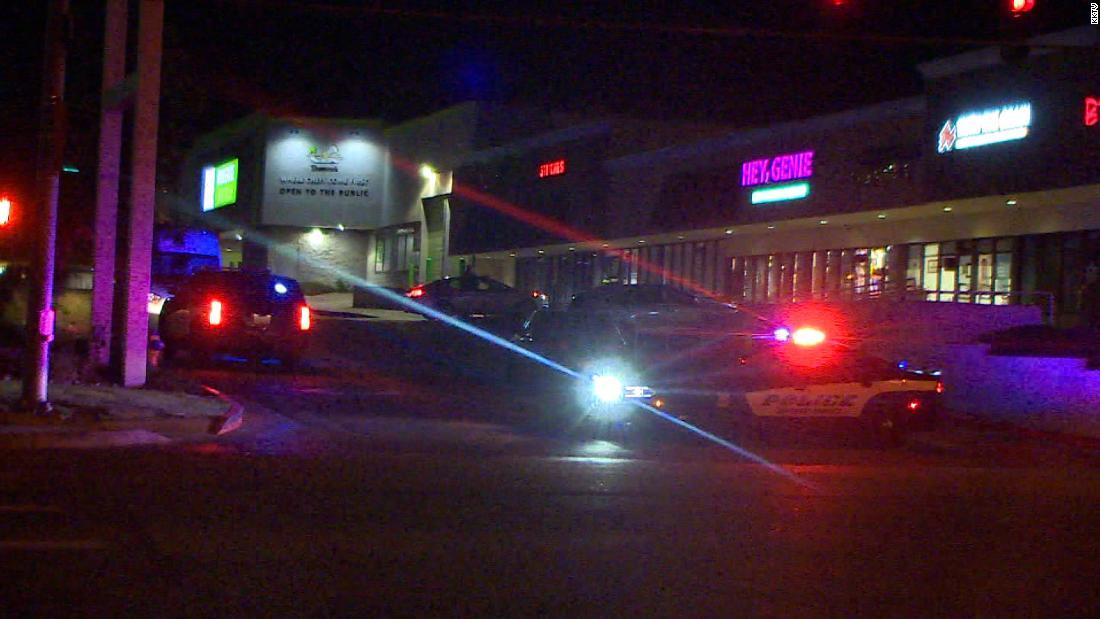 At least 5 people injured in separate shootings in Colorado Springs, police say