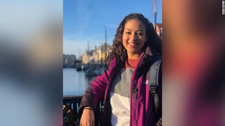 College student uses $600 of her unused meal plan money to feed and care for the homeless community in St. Louis