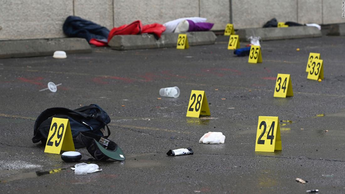 6 killed, more than 40 injured in 9 mass shootings across the US over the weekend