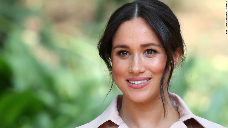 Meghan, Duchess of Sussex, didn't see diverse characters in books as she grew up. She hopes 'The Bench' will change that