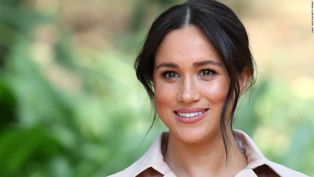 Duchess Meghan on her book: The story I wrote could really be your story - cnn