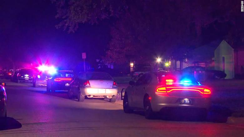 Wichita Police officer was wounded and a suspect killed in shooting, police say