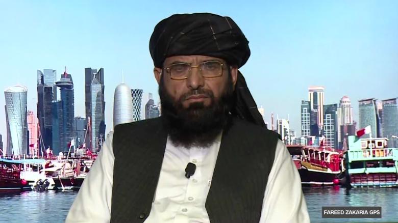 gps 0620 On GPS: Taliban spokesman on the future of Afghanistan_00004416