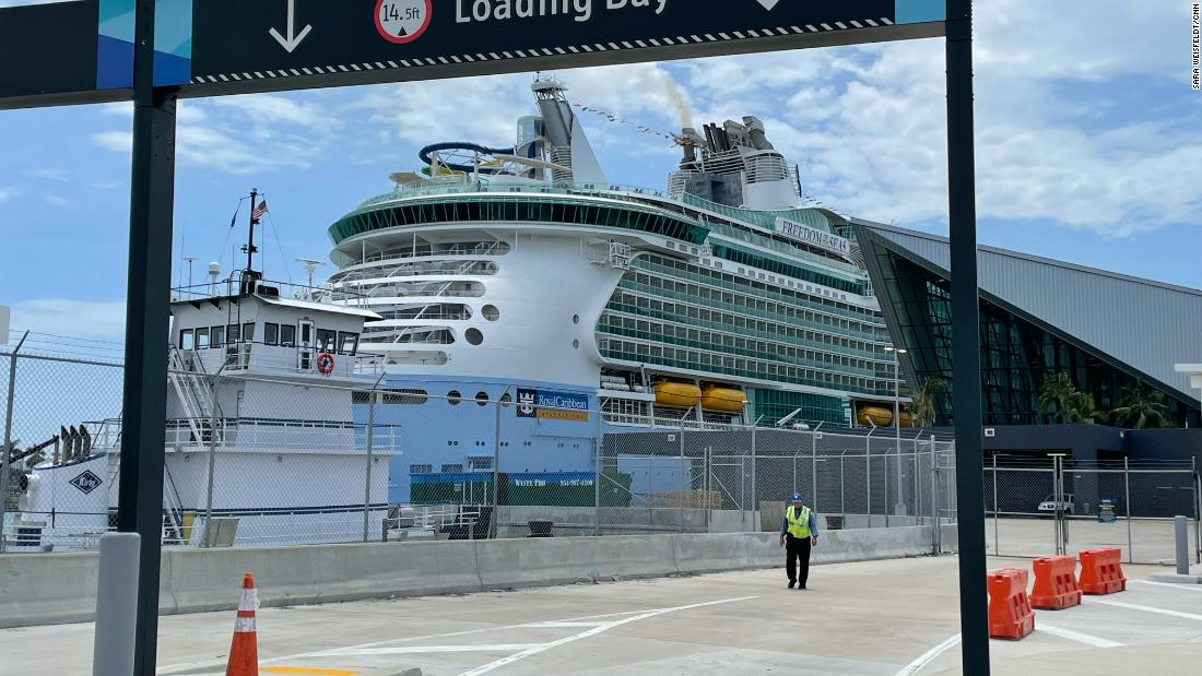 Royal Caribbean's trial voyage puts cruise industry one step closer to resuming operations
