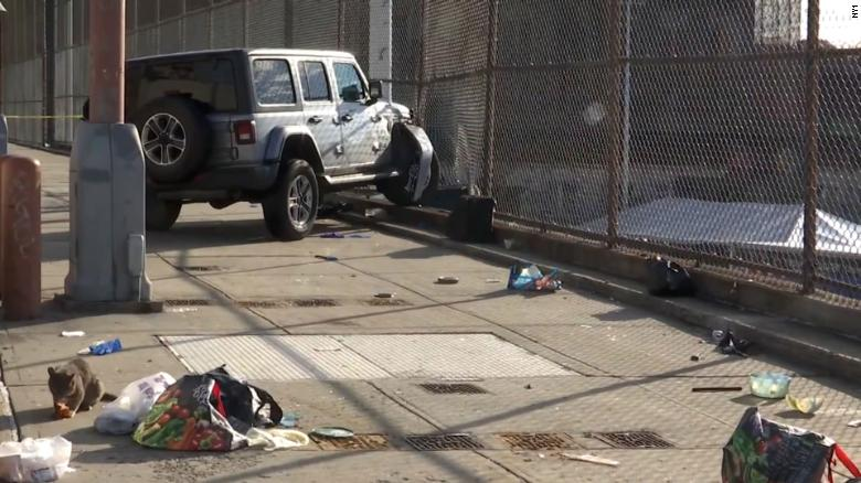 NYPD investigating after car hits family of 6 in the Bronx