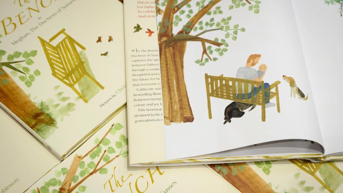 Duchess of Sussex tells NPR what inspired her new children's book
