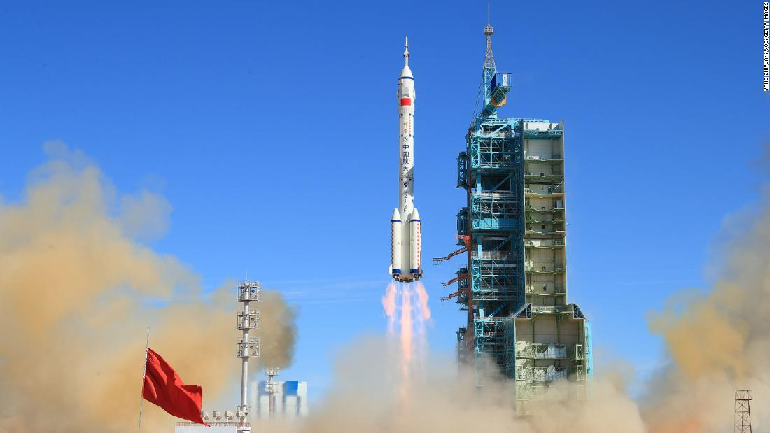 US-China rivalry is extending from Earth into space. That poses a challenge to American dominance