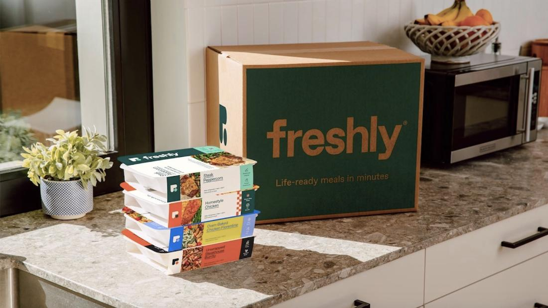 Better Meals, No Effort. Get $60 off your first 4 weeks of Freshly meals!