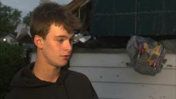 Woodridge, Illinois tornado: Teen rescues brother, 6, as storm destroys second floor of home