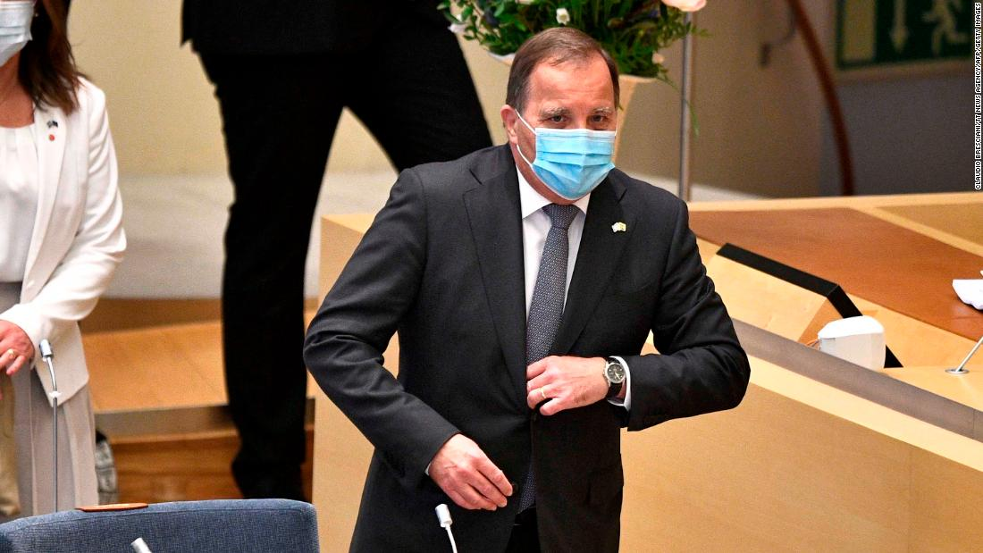 Swedish Prime Minister Stefan Lofven ousted in no-confidence vote