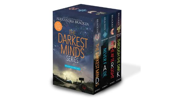 'The Darkest Minds' Series Box Set by Alexandra Bracken