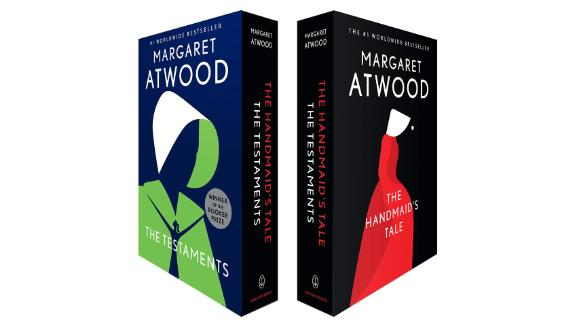 'The Handmaid's Tale' and 'The Testaments' Box Set by Margaret Atwood