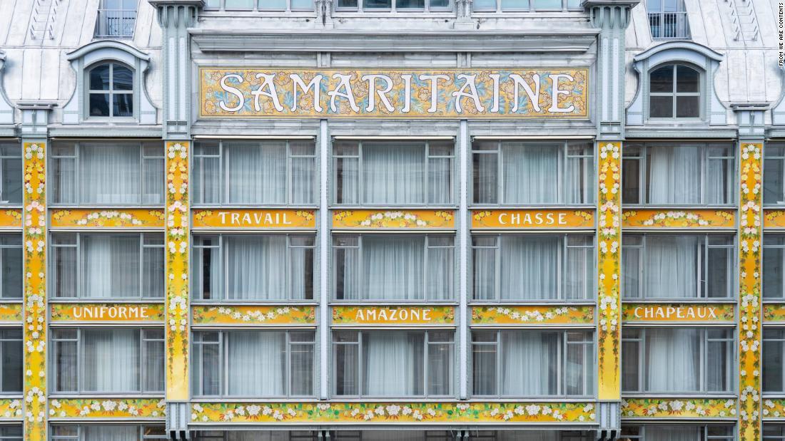 LVMH opens $894 million luxury shopping destination in Paris