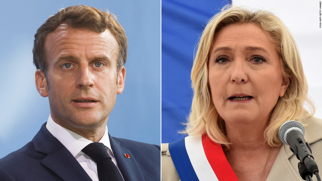 Macron and Le Pen dealt setback in French regional elections marred by record low turnout
