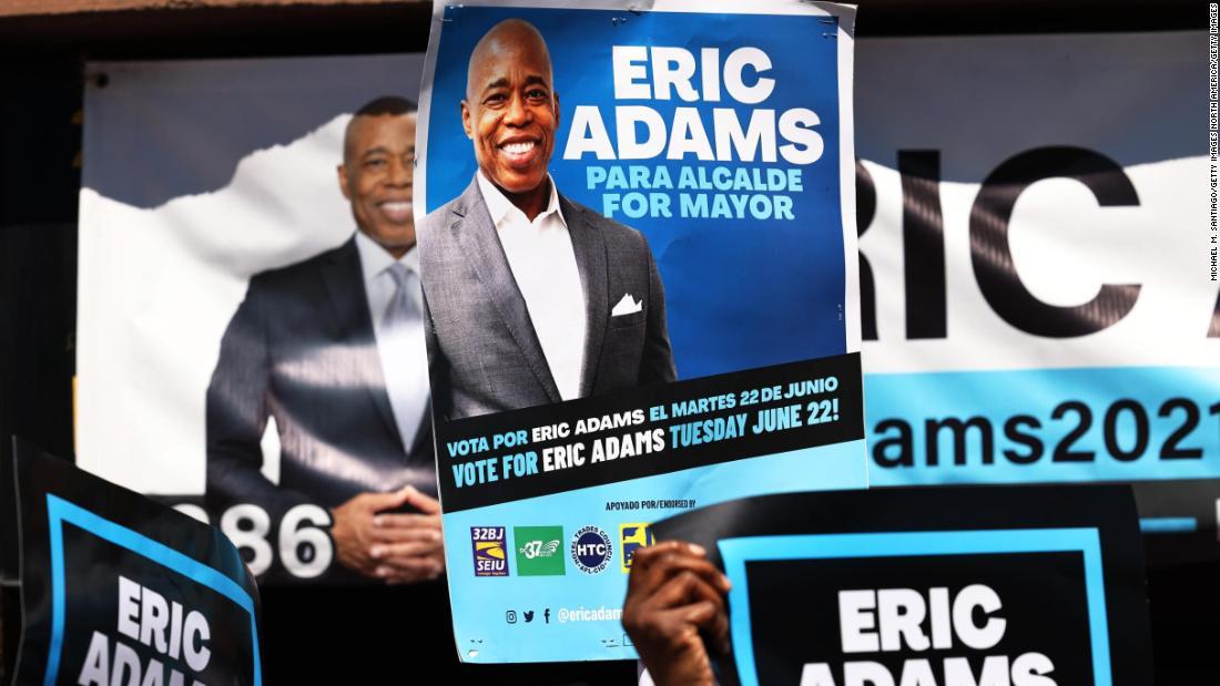 Volunteer for New York mayoral candidate stabbed