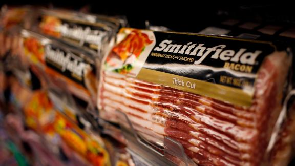 Smithfield warned last April that the country was close to depleting its meat supply.