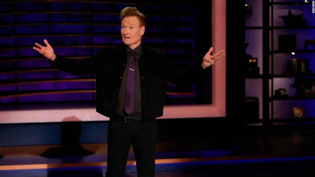 Conan O'Brien's long, strange late-night journey comes to a close