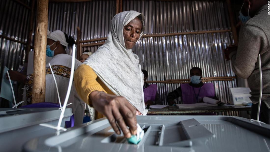 Voting underway in Ethiopia amid conflict and a raging humanitarian crisis – CNN