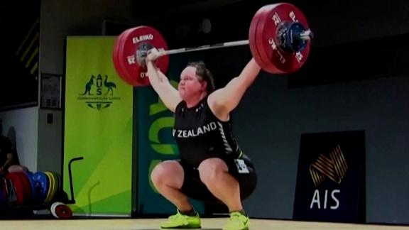 New Zealand weightlifter Laurel Hubbard is set to become the first transgender athlete to compete in the Olympic Games, after she was selected for the national team.