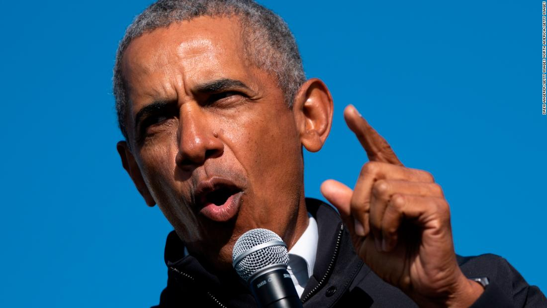 Obama slams Republican's opposition to voting reform