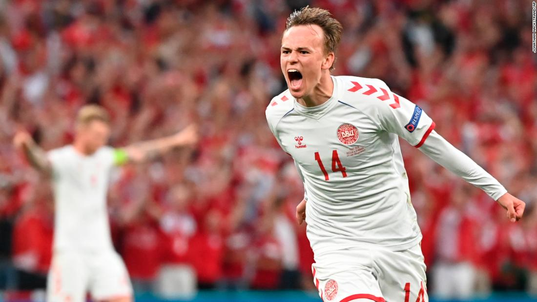 Denmark provides feel good story of Euro 2020 with unlikely qualification for knockout stages
