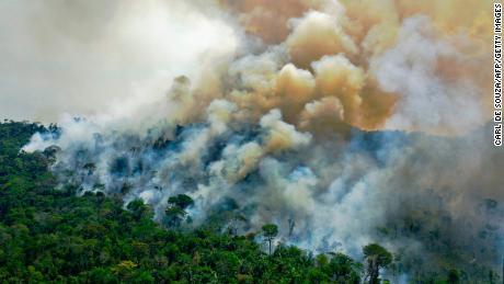 Cómo el miedo de Brasil a perder la Amazonía guía las políticas de Bolsonaro hacia la selva