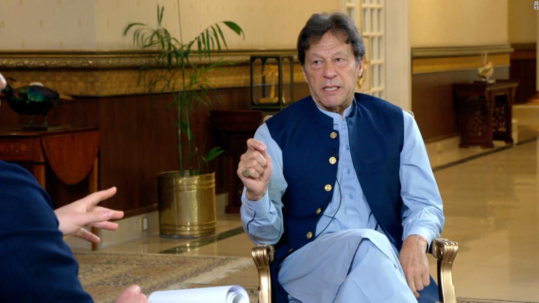 Pakistan PM Imran Khan refuses to condemn China's Xinjiang crackdown