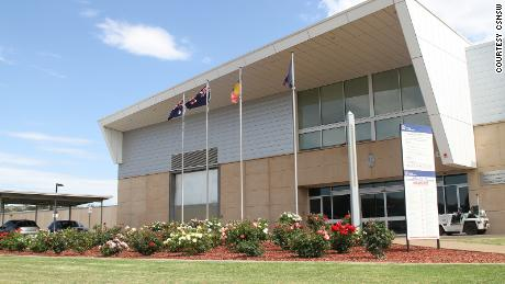 More than 600 people will be evacuated from Wellington Correction Centre in New South Wales, Australia.