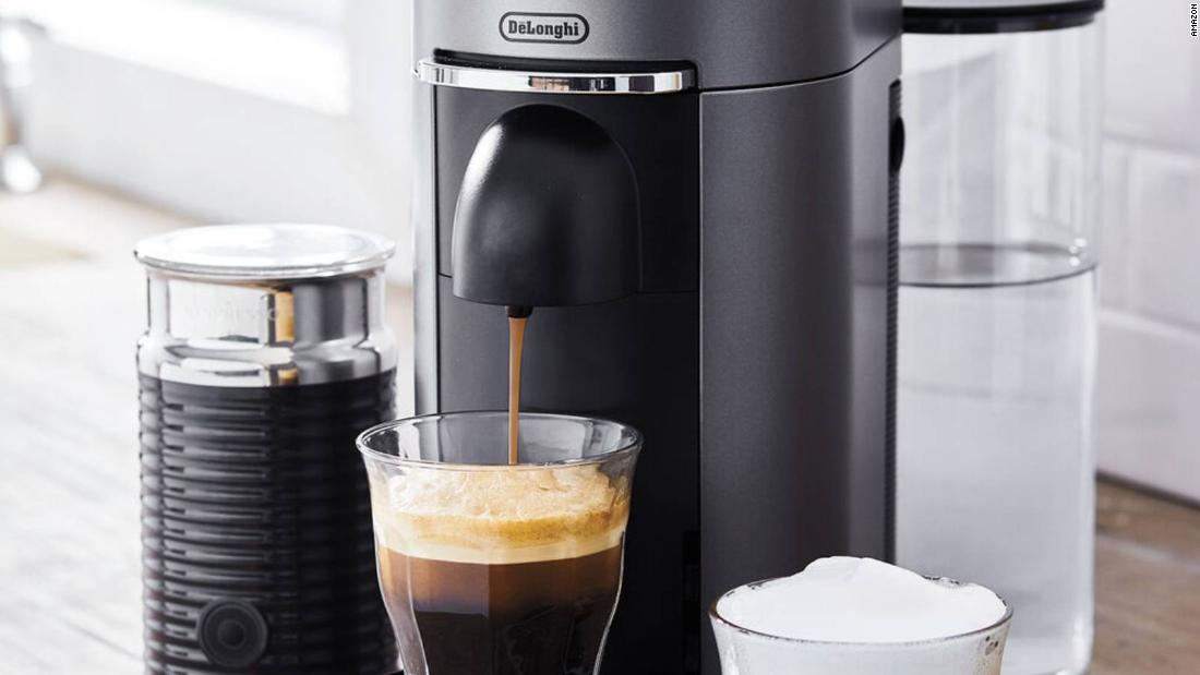 The best coffee maker and espresso machine deals on Amazon Prime Day