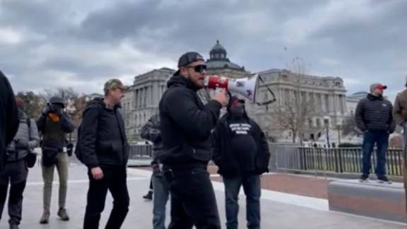 Image for Justice Department announces first charges for assault on news media at US Capitol riot
