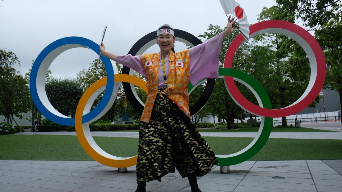 Japan's Olympics superfans who want Tokyo 2020 to go ahead despite Covid-19