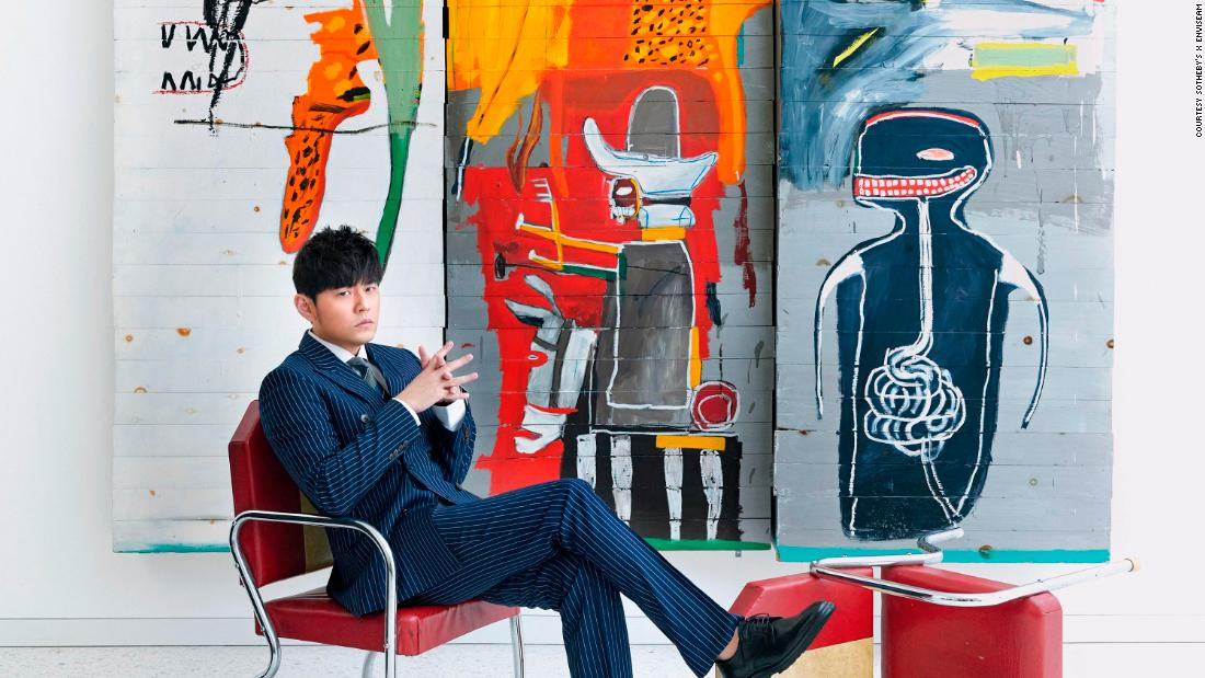 'I've spent almost all my concert earnings on art': Pop star Jay Chou's collecting obsession