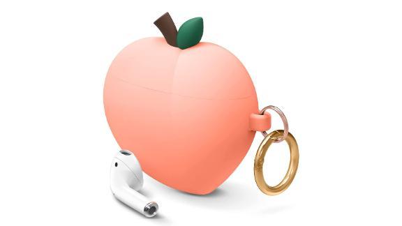 Elago Peach AirPods Case