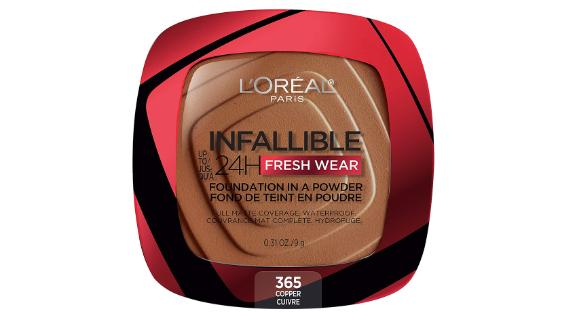L'Oreal Paris Infallible Fresh Wear Foundation In A Powder