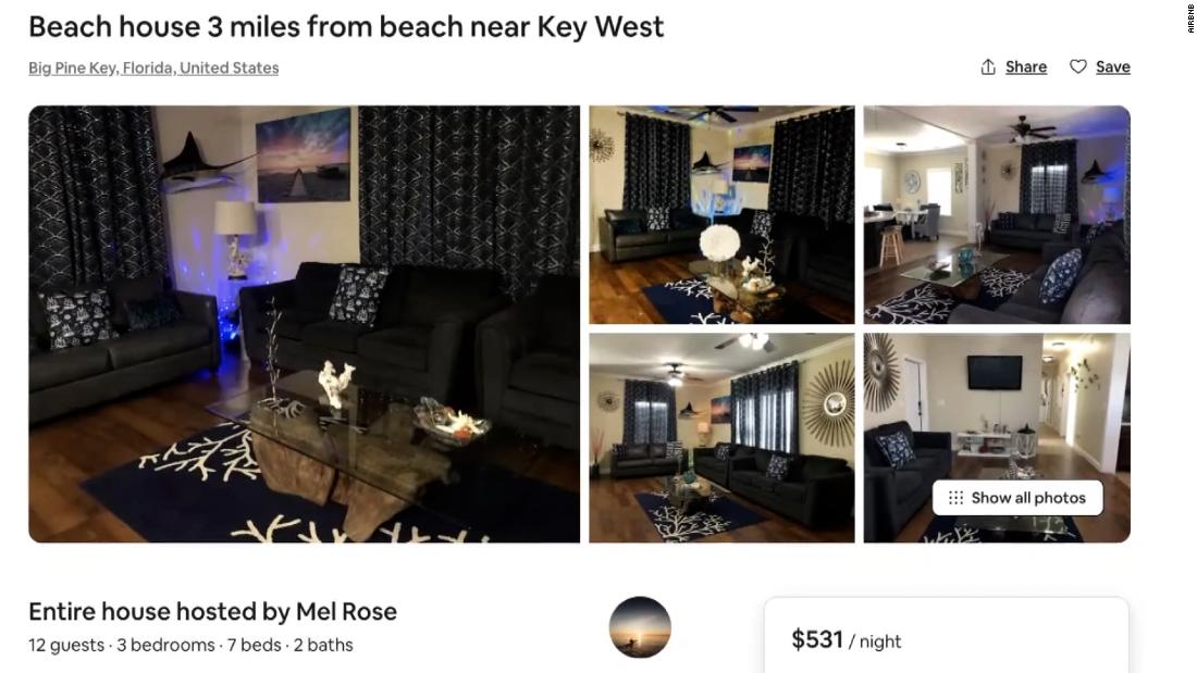 A Boy Scout troop booked homes on Airbnb. See what they found instead