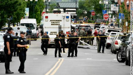 Police chief says slain Colorado officer was 'targeted' in Monday shooting